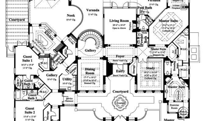 Casa Bellisima Dream Home Floor Plans
