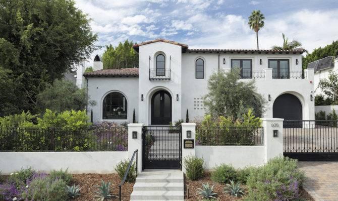 Casa California Dazzling Beverly Hills Spanish Revival
