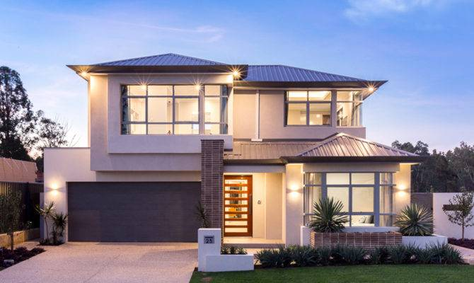 Cascade Compact Two Storey Display Home