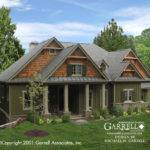 Cashiers Cabin House Plan Active Adult Plans