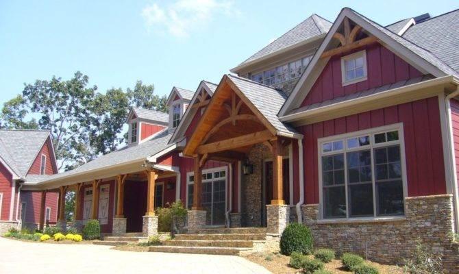 Casper Country House Plan Alp Chatham Design Group