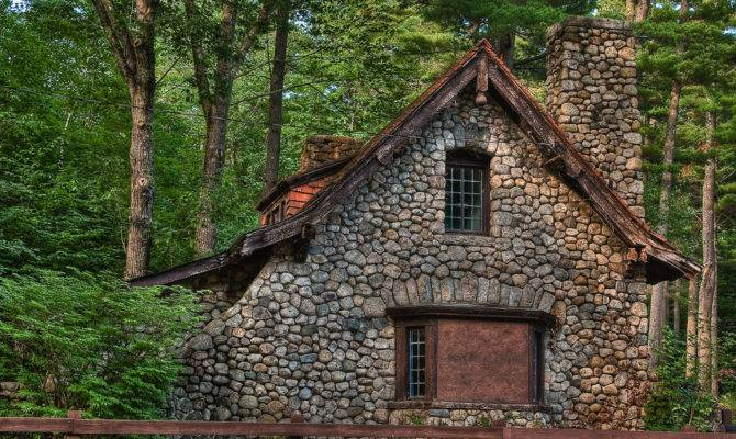 Castle Clouds Stone Cottage Robyn Gallant Flickr