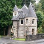 Castle Like House Marks Star Atholl Palace Hotel