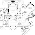 Castle Ourem House Plan Plans Styles