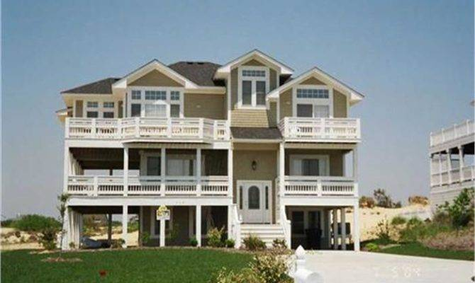 Casual Informal Relaxed Define Coastal House Plans
