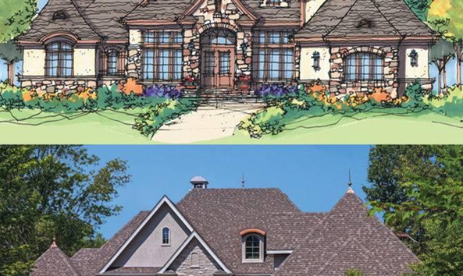 Cedar Court House Plan Home
