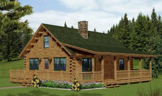 Cedar Log Cabin Kits Homes Home