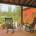 Cedar Mahogany Make Classic Porches Eric Roth