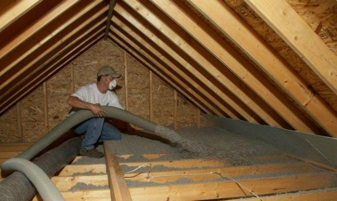 Cellulose Insulation Abcs Green Building