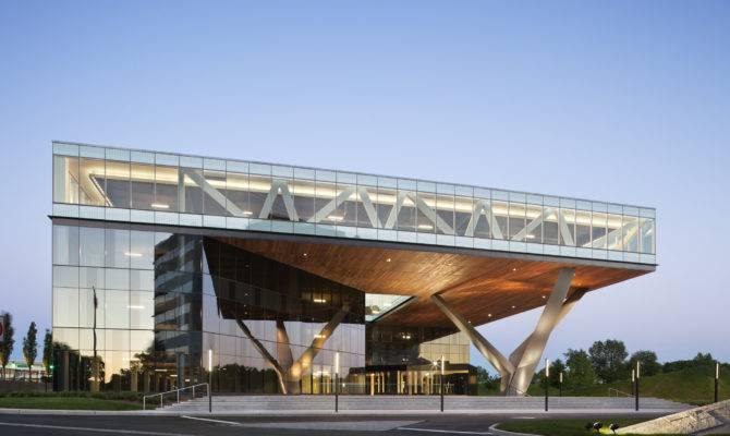 Centra New Suburban Office Experience Kohn Pedersen