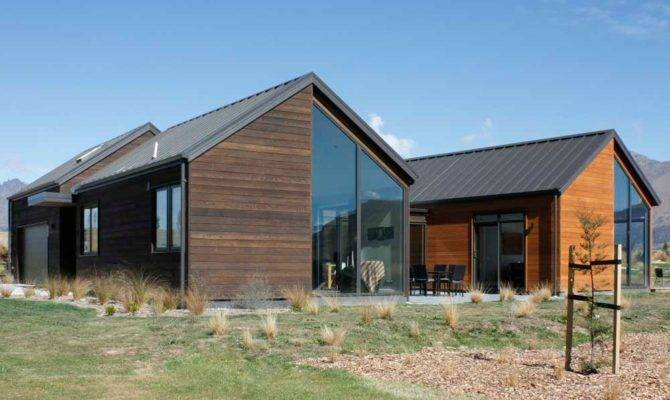 Central Otago Style Homes Landmark Tewa Design