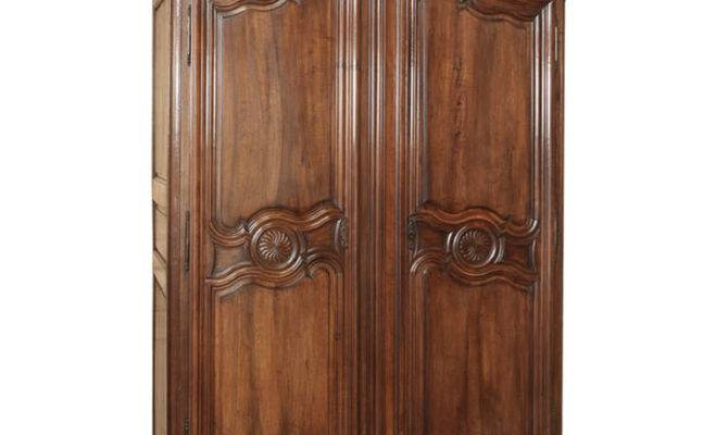 Century Country French Walnut Armoire Stdibs