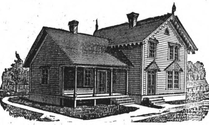 Century Historical Tidbits Rural House Plans
