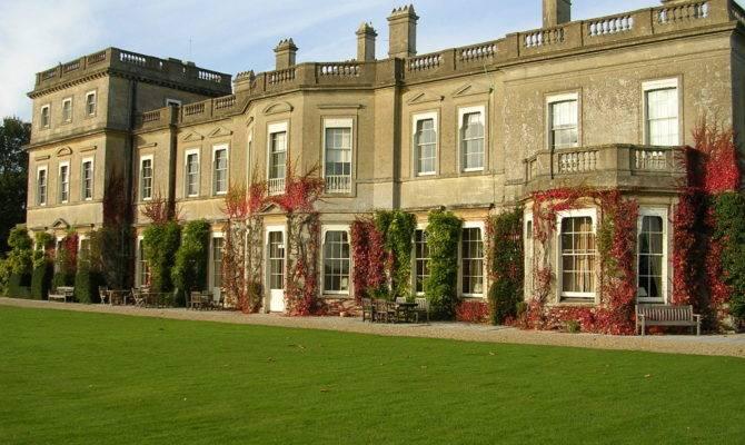 Century Mansion Built Bath Stone
