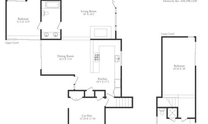 Century Modern Floor Plan Second Sun