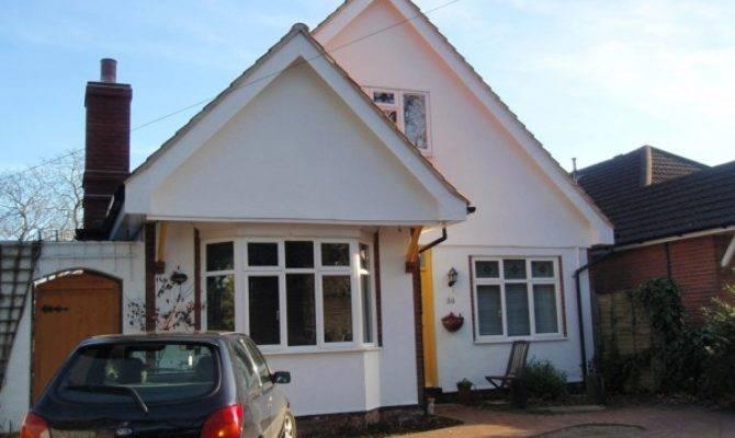 Chalet Bungalow Extensions Pitch Roof Joy Studio Design