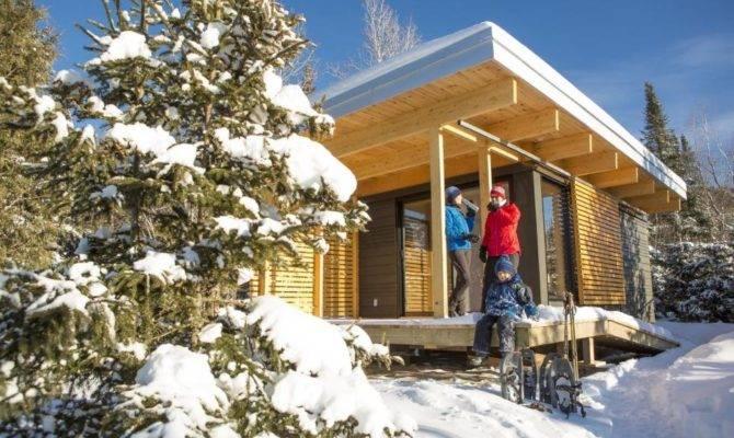 Chalet Exp Modern Studio Cabin Vacation Rentals