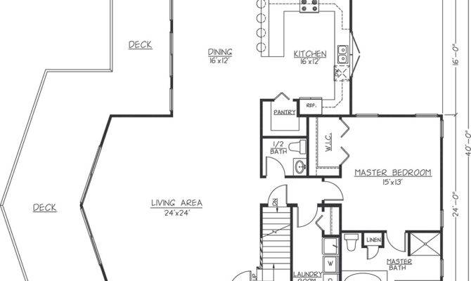 Chalet Floor Plan Timber Homes Logangate