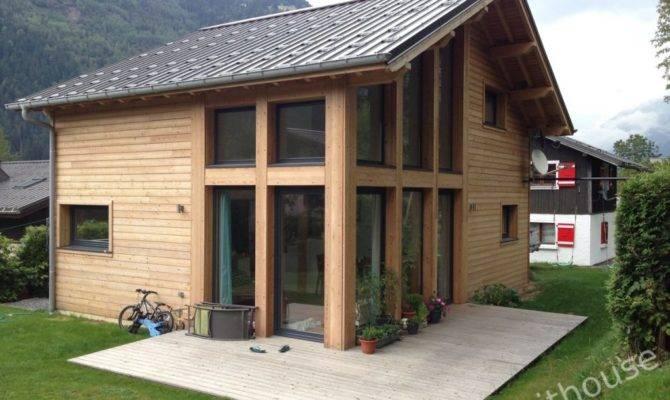 Chamonix Chalet Traditional Style Modern