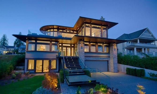Characteristics Contemporary Architecture Home Design