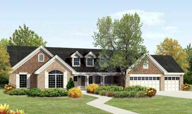 Characteristics Ranch Style House
