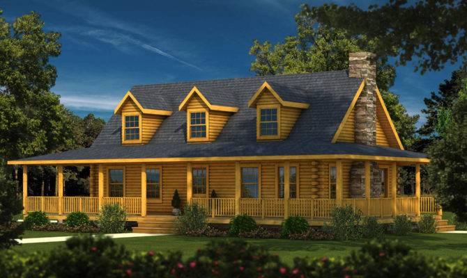 Charleston Plans Information Southland Log Homes