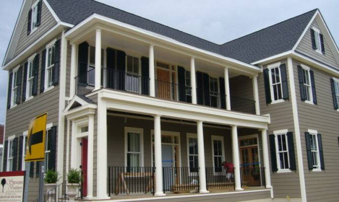 Charleston Row Style Home Plans House Plans 158448
