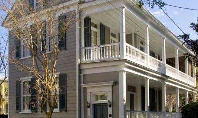 Charleston Single House Double