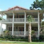 Charleston Single House Floor Plans Style