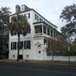 Charleston Single House Footprints