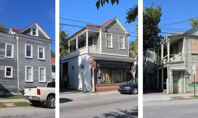 Charleston Single House Old City South