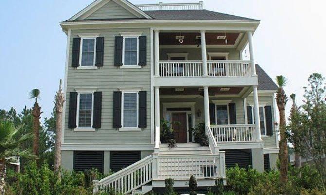 Charleston Style Home Plans Smalltowndjs