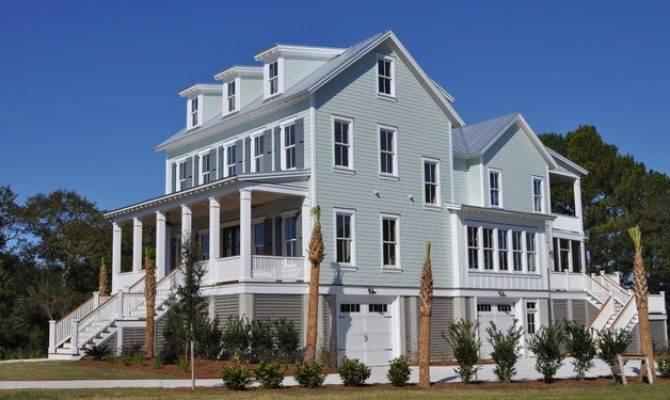 Charleston Style Homes Megan Brooke Handmade