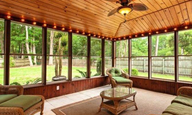 Charleston Sunroom Design Ideas Remodels Photos Houzz