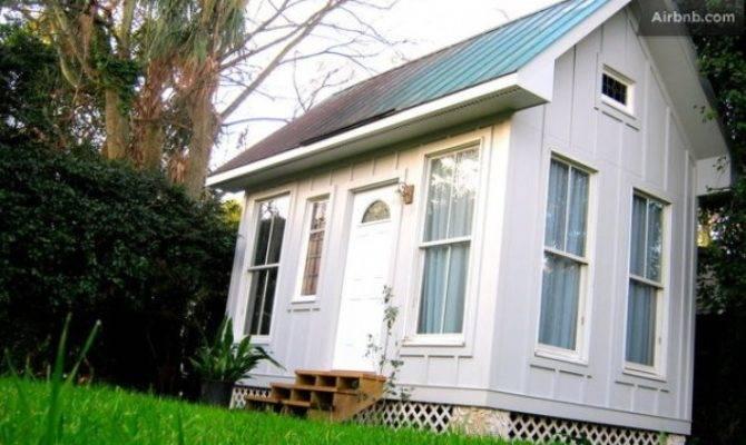 Charleston Tiny House Foundation Pins
