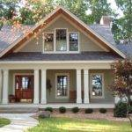 Charm Cottage Craftsman House Plans Style