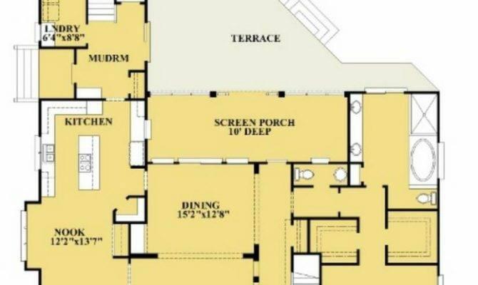 Charming Bedroom Bath Cottage Plan