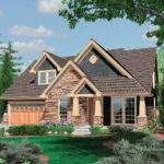 Charming Craftsman Home Plan Floor Master