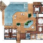Charming Floor Plans Design Set