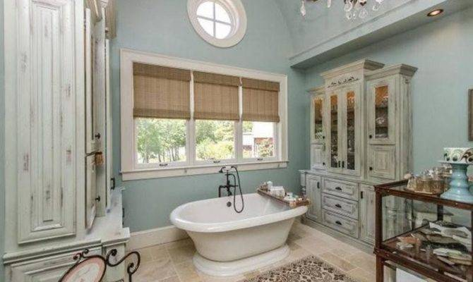 Charming French Country Bathroom Ideas Rilane