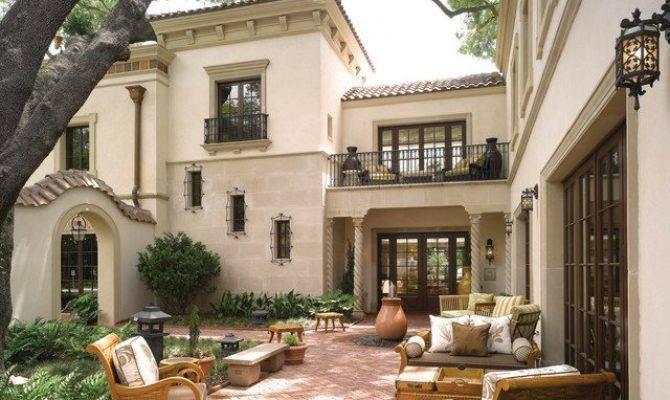 Charming Mediterranean Patio Designs Make Your