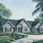 Chateau One Story Home Plan House Plans More