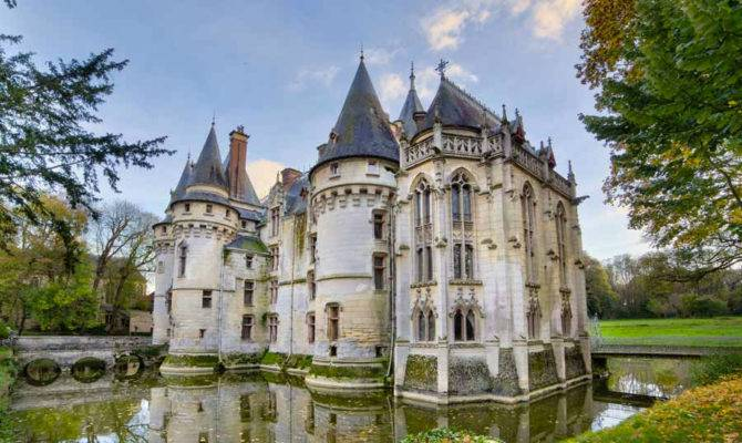 Chateau Vigny Paris France