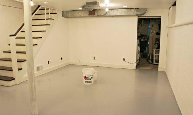 Cheap Basement Flooring Ideas Home Design Floor