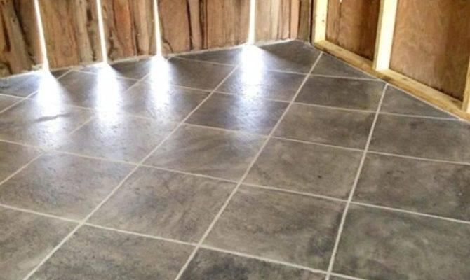 Cheap Basement Flooring Ideas Home Design