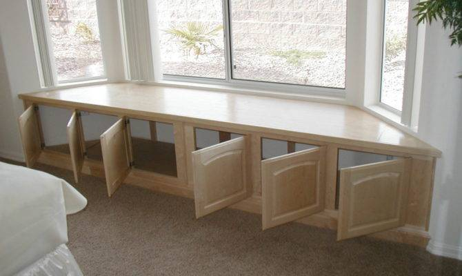 Cheap Decoration Bay Window Benches Features Interior