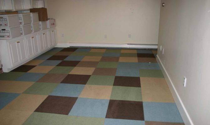 Cheap Flooring Best Basement