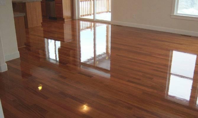 Cheap Flooring Ideas Some Floor Shiny Wood