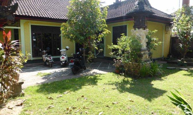 Cheap Four Bedroom House Need Love Sanur Property Agent