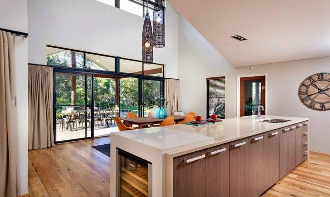 Cheap Interior Design Ideas Contemporary Open Floor Plans